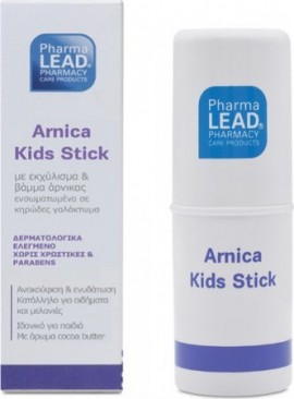 PHARMALEAD Arnica Kids Stick Children's Stick with Arnica Extracts & Tincture, with Mild Aroma 15gr