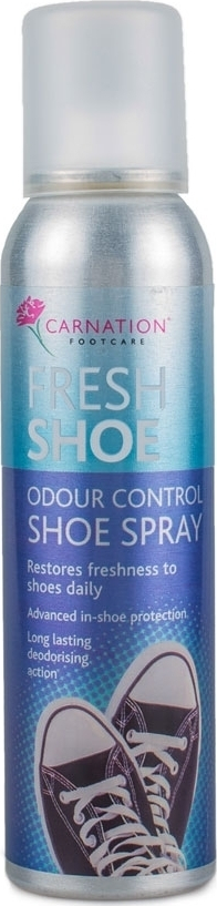 Vican Carnation Footcare, Fresh Shoe Spray 150ml