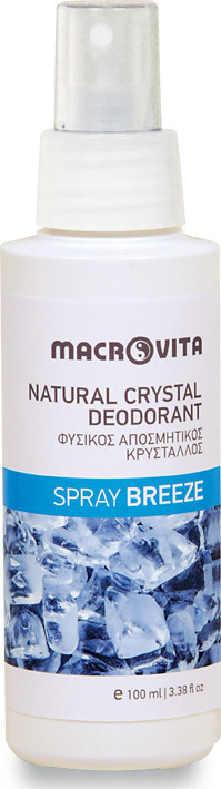 MACROVITA Natural Crystal Breeze Spray 100ml