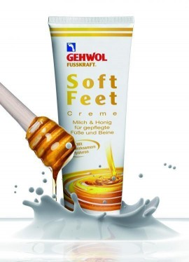 GEHWOL Fusskraft Soft Feet with Honey and Milk 125ml