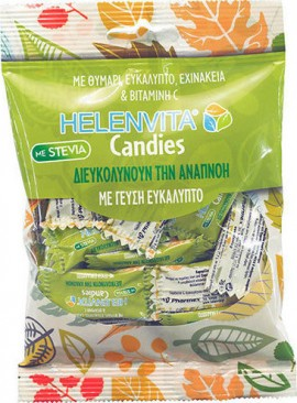 Helenvita Candies 60gr Ευκάλυπτο