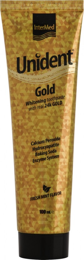 INTERMED Unident Gold Toothpaste 100ml