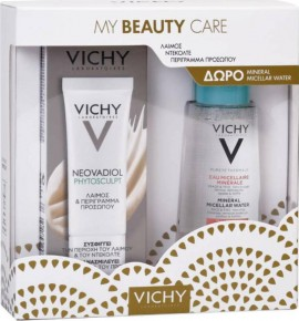 VICHY My Beauty Care Neovadiol Phytosculpt 50ml & Mineral Micellar Water Sensitive Skin 100ml