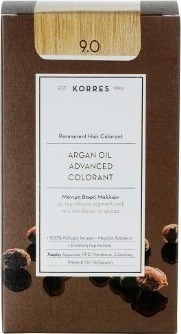 KORRES ARGAN OIL ADVANCED COLORANT 9.0