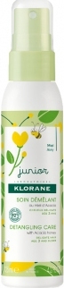 KLORANE Petit Junior Acondicionador Spray Con Miel 125ml