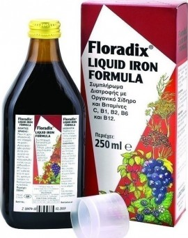 POWER HEALTH Floradix Sirop 250ml