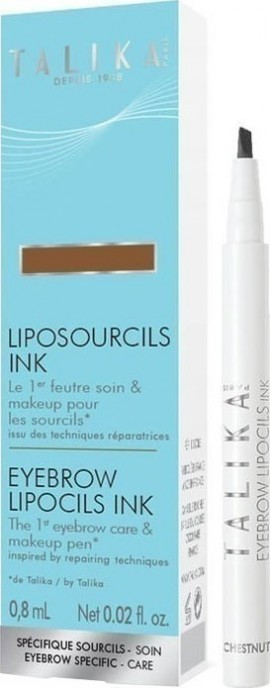 Talika Liposourcils Ink Brown