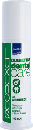 INTERMED Luxurious Diabetics Dental Care 100ml