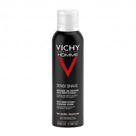 VICHY Homme Mousse A Raser Anti-irritación 200ml