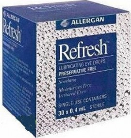 REFRESH Allergan 30amp