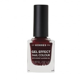KORRES Mandelöl Nagellack 57.burgundy Red 11ml