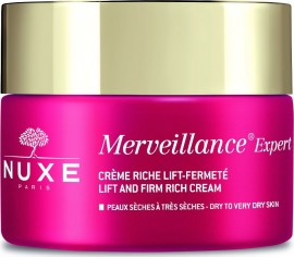 NUXE Merveillance Expert Lift & Firm Rich Night Cream Dry To Very Dry Skin 50ml
