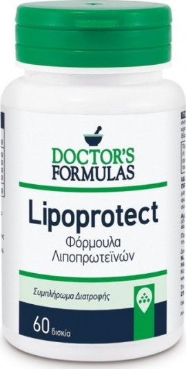 DOCTOR`S FORMULAS Lipoprotect 60 ταμπλέτες