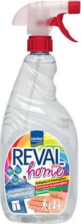 INTERMED Reval Plus Spray Desinfectante para el Hogar 1000ml