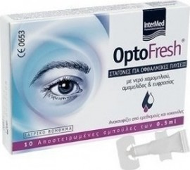 INTERMED Optofresh 10amps 0,5ml