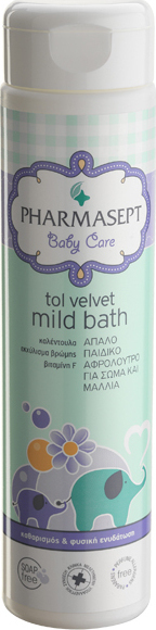 PHARMASEPT Tol Velvet Babywanne 2 In 1 300ml