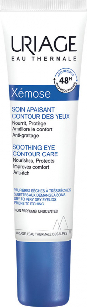 URIAGE Xemose Soothing Eye Contour Care 15ml
