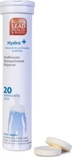 NUTRALEAD Hydro + 20 effervescent tablets