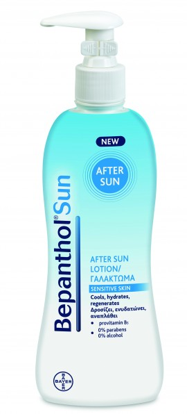 Bepanthol Sun Αfter Sun Lotion Γαλάκτωμα Sensitive Skin 200ml