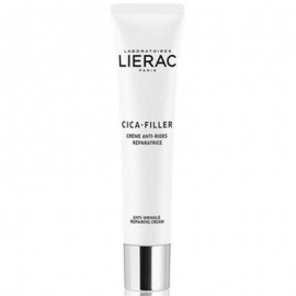LIERAC Cica Filler Anti Wrinkle Repairing Cream Normal to Dry Skin 40ml