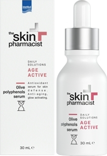 The Skin Pharmacist Αge Active Olive Polyphenols Serum 30ml