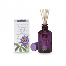 LERBOLARIO PASSION Fruit Fragrance For Scented Wood Sticks 125ml