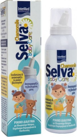 INTERMED Selva Baby Care Camomilla 150ml