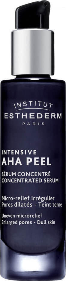 Institut Esthederm Intensive AHA Peel Concentrated Serum for Uneven Microrelief 30ml
