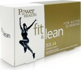 POWER HEALTH FIT & LEAN 30+30 CAPS