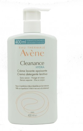 Avene Cleanance Hydra Creme Lavante 400ml