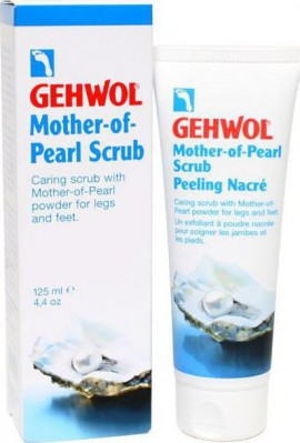 Exfoliante de madreperla GEHWOL 125ml