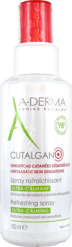 A-DERMA Cutalgan Ultra-Calming Refreshing Spray 100ml