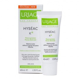 Uriage Hyseac K18 Unclogging Skin Care 40ml
