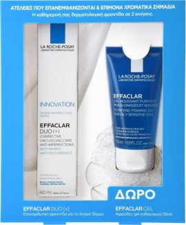 La Roche Posay Promo Effaclar Duo [+] 40ml & REGALO Effaclar Gel Moussant 50ml