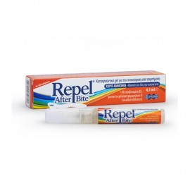 UNIPHARMA Repel After Bite Soothing Gel, Without Ammonia, for Sting Relief 6,5ml.