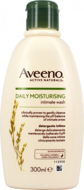 AVEENO Daily Moisturizing Intimate Wash 300ml