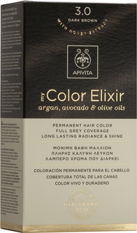 APIVITA My Color Elixir 3.0 Marrón oscuro