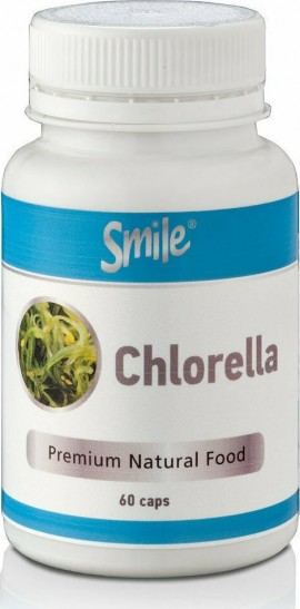 AM Health Smile Chlorella 60 kapslar