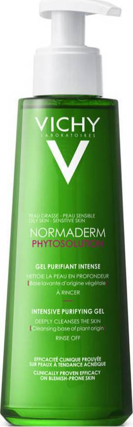 VICHY Normaderm Phytosolution Gel 200ml Pump