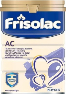 NOYNOY Frisolac Ac 400gr