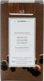 KORRES ARGAN OIL ADVANCED COLORANT 6.3