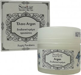 SOSTAR Argan Moisturizing Cream 50ml