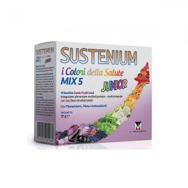 MENARINI SUSTENIUM COLORS OF LIFE MIX5 JUNIOR 14sachets