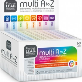 PHARMALEAD Multi A-Z Advanced Multivitamin Complex 30tabs