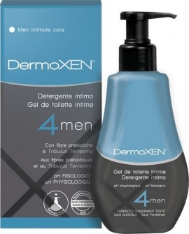 DERMOXEN Intimate Cleanser 4 Men 125ml