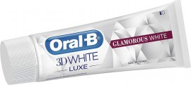 ORAL-B 3D White Luxe Glamorous White 75ml