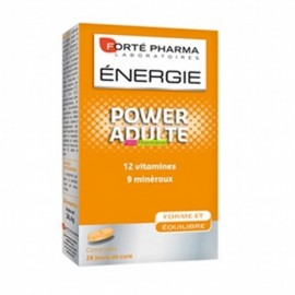 FORTE PHARMA Energy Power Adulte 28 tabletter