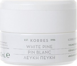 KORRES White Pine Day Cream for Very Dry & Dehydrated Skin 40ml