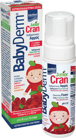 Intermed BABY DERM JUNIOR CRAN 150ml