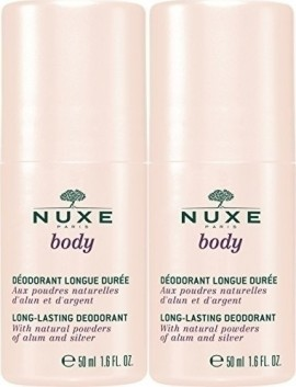 NUXE Body Long Lasting 2 x Roll-On 50ml